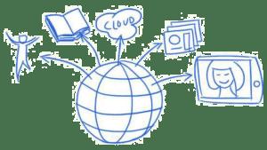 Conectamos el mundo